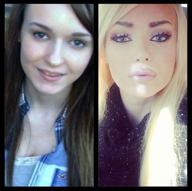 Love before and after pics: EQUALITY - do NOT go out and ...