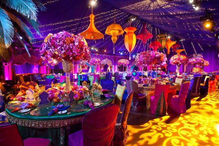 14 best images about centerpieces for arabian nights for Arabian nights decoration ideas