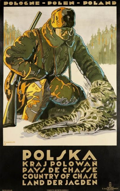#vintage #polish #posters #art deco #prints