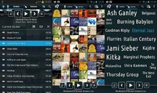 aplicativo n7player Music Player para Android