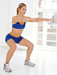 Circuit training is a great boredom buster. It offers more cardio benefits and it will help you burn 30 percent more calories. Sculpt every muscle and blast fat with this step-by-step workout.