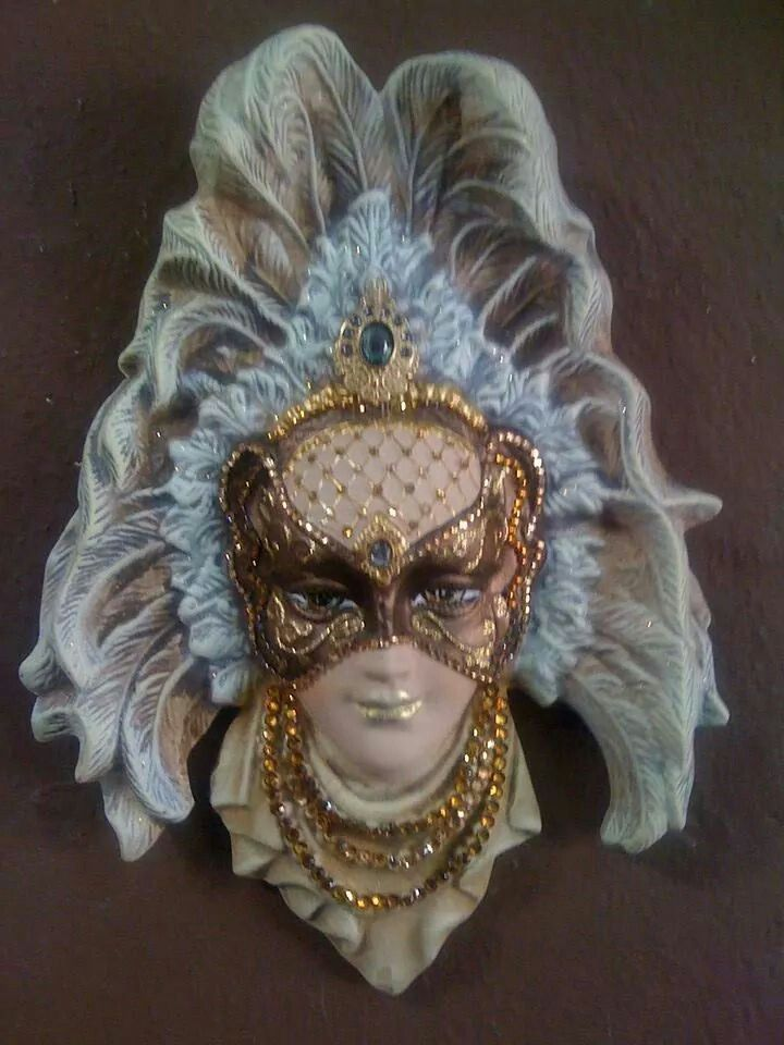 1000 Images About Mascaras On Pinterest Tiki Mask The