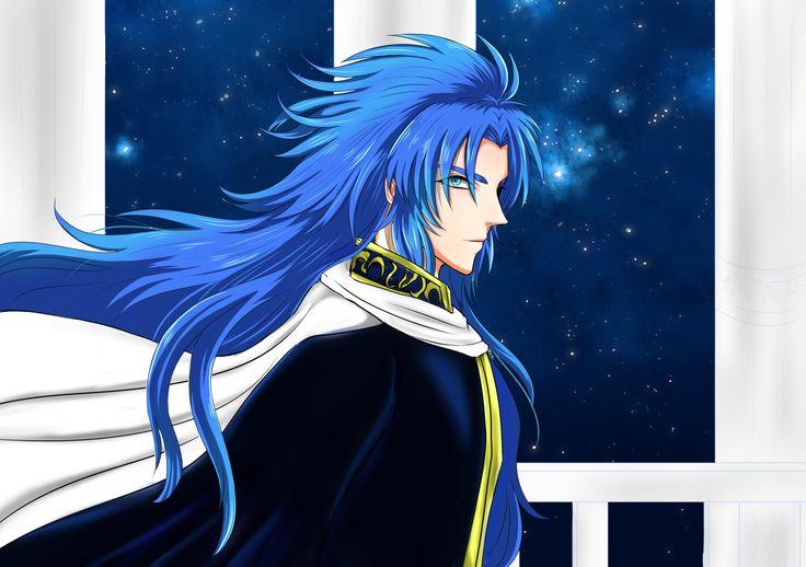 Saint Seiya | Gemini Saga