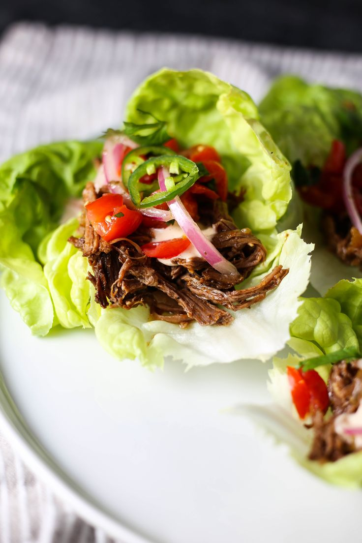 Instant Pot Whole30 Barbacoa Beef – The Defined Dish