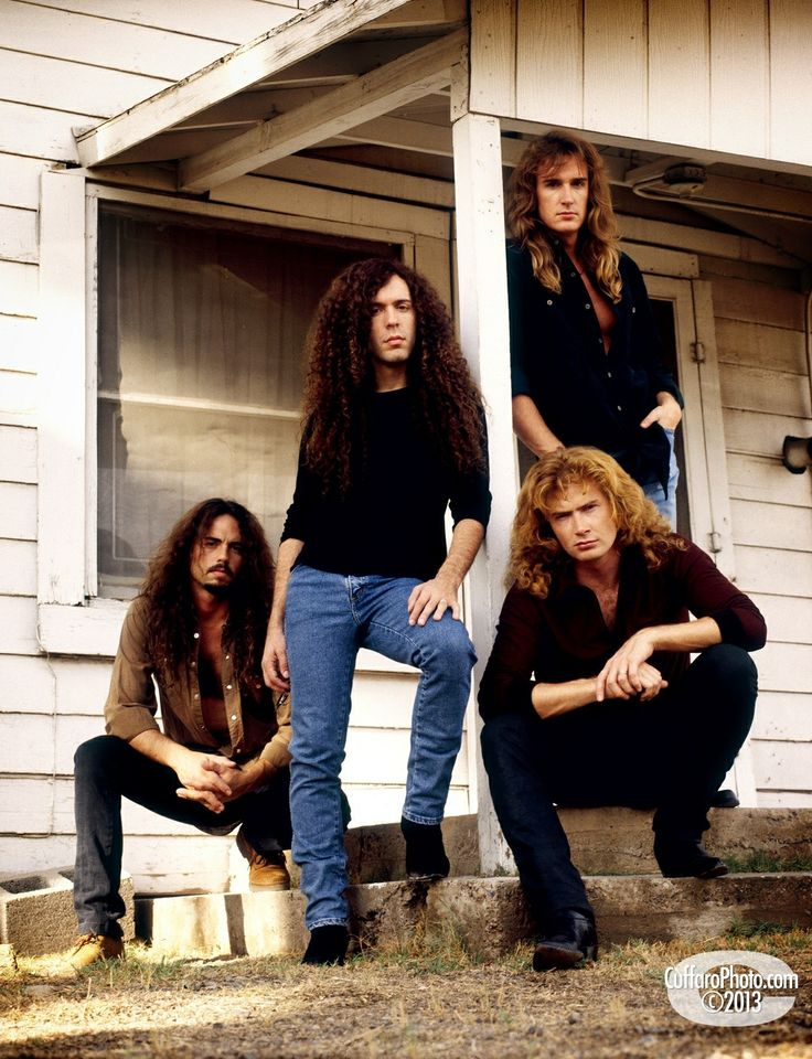 Megadeth - my favorite line-up