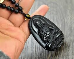 Image result for batu Obsidian Black