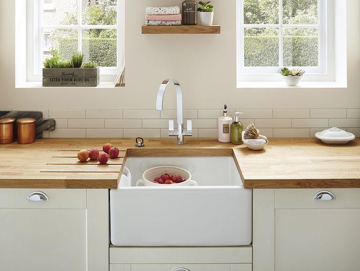28 best Kitchen Sinks and Taps images on Pinterest | Kitchen ideas ...