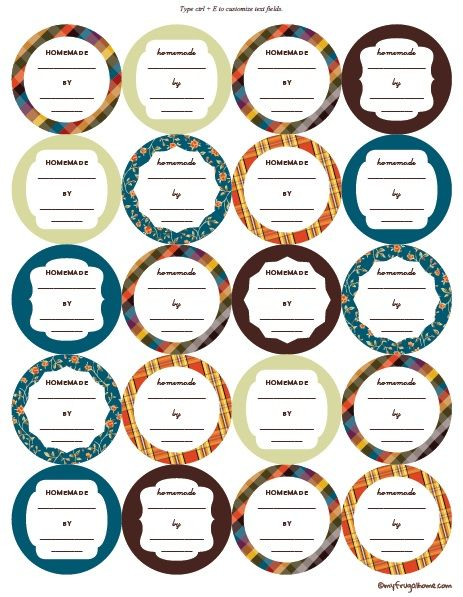 17 Best ideas about Canning Jar Labels on Pinterest   Free ...