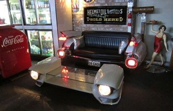 Vehicular Furnishings and Automotive Decor sala de luxury