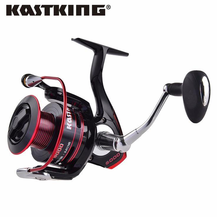 KastKing Sharky II Best Quality Max Drag 19KG Spinning
