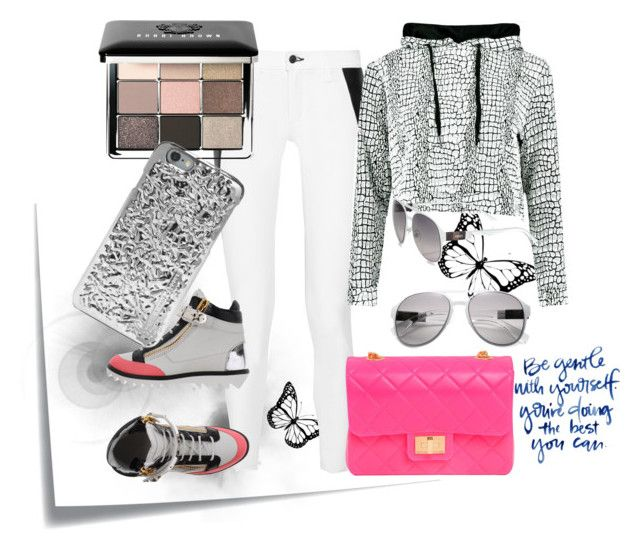 Spring Collection by Bella by raluca-belu on Polyvore featuring polyvore, fashion, style, rag & bone, Giuseppe Zanotti, Design Inverso, Marc by Marc Jacobs, Fendi, Bobbi Brown Cosmetics, Post-It, women's clothing, women's fashion, women, female, woman, misses and juniors