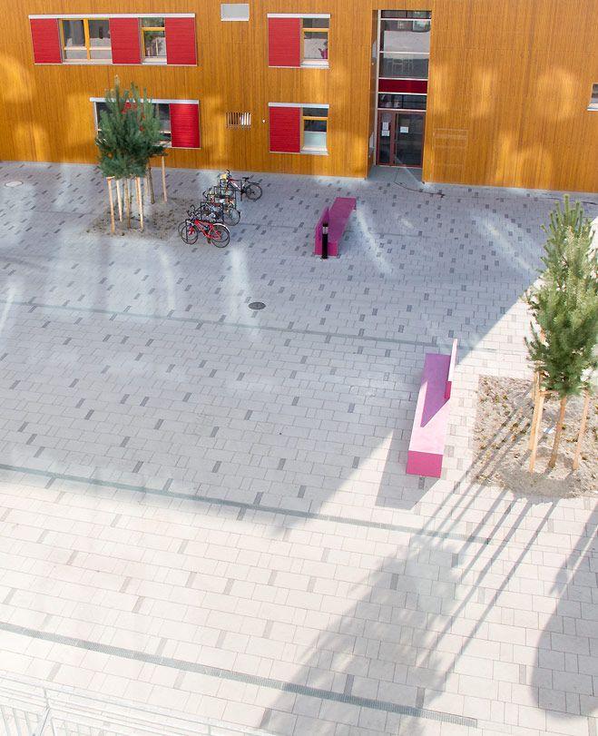 Betreutes und studentisches Wohnen Haidpark - grabner huber lipp landschaftsarchitekten und stadtplaner partnerschaft mbb, Freising