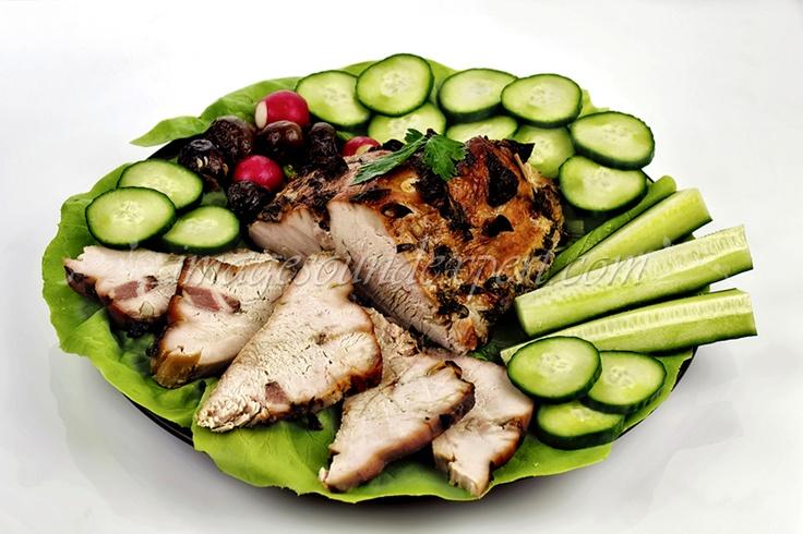 roast - product photos, Catering - friptura / Photos product - catering - roast / Fotos Produkt - Gastronomie - Rot / Photos des produits - Traiteur - rôti