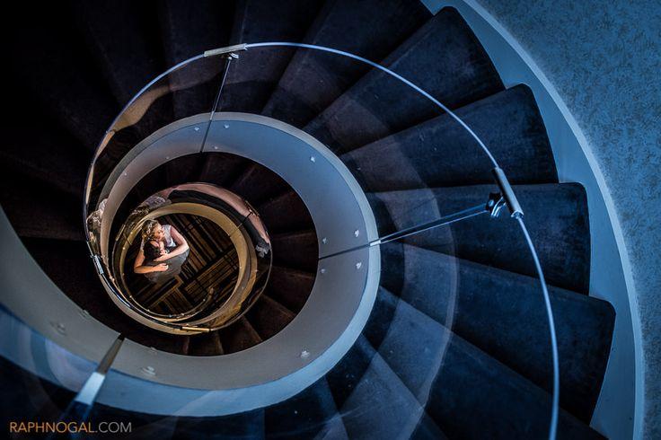 Glen Abbey Golf Club Wedding, Spiral Staircase