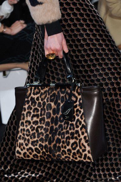 Diane von Furstenberg Fall 2014 - In LOVE with this purse