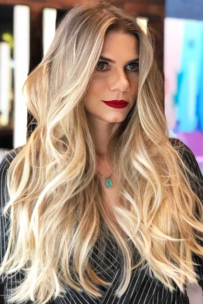 Light Ash Brown With Blonde Highlights #highlights #blondehair ❤️ Pick brown...