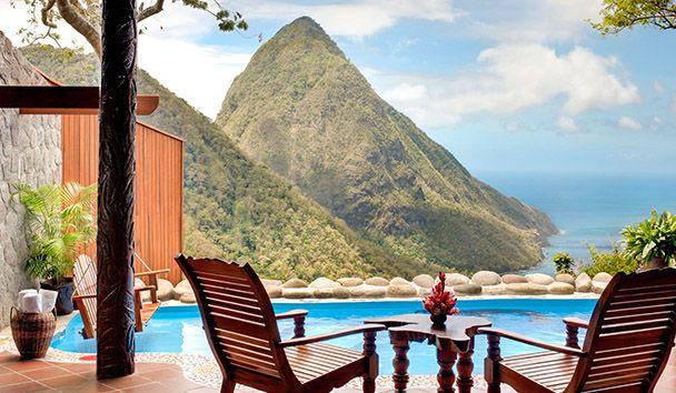 PARADISE RIDGE AT LADERA St Lucia
