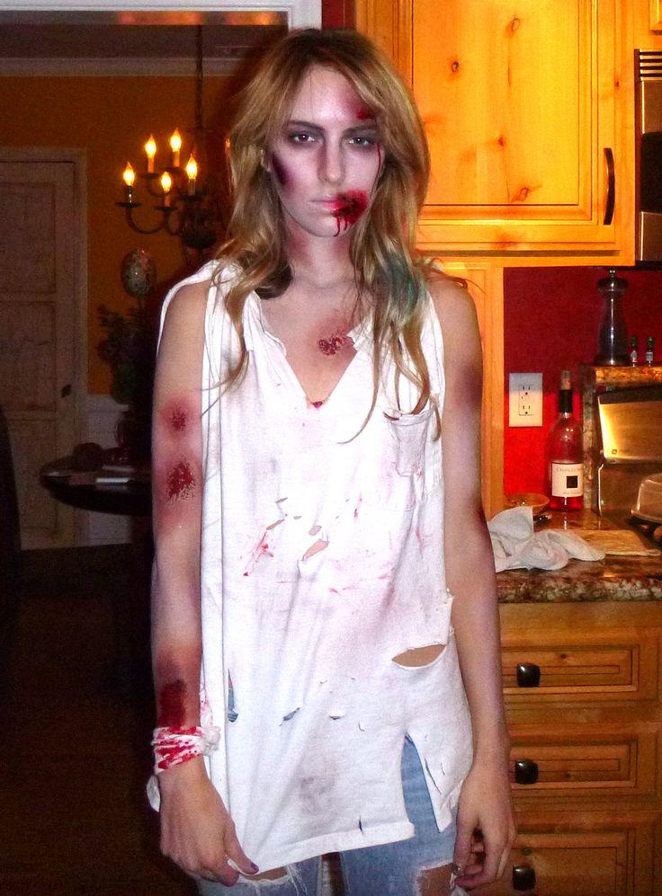 #zombie #costume #halloween