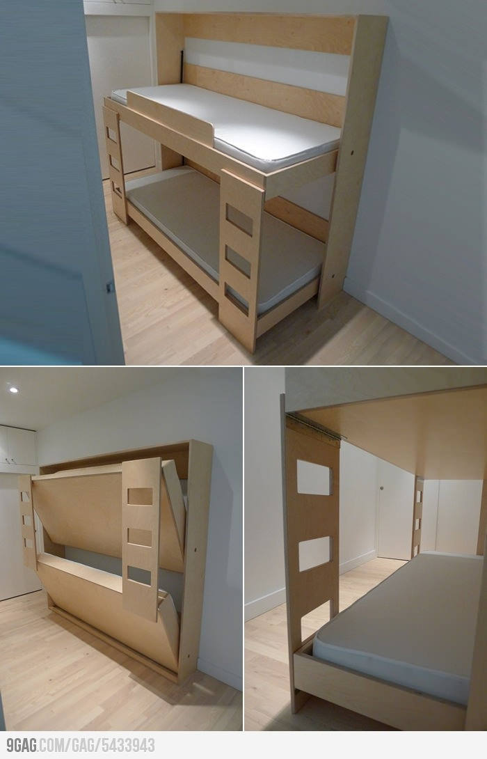 Dumbo Folding Bunk Bed Mattress Design And Blankets