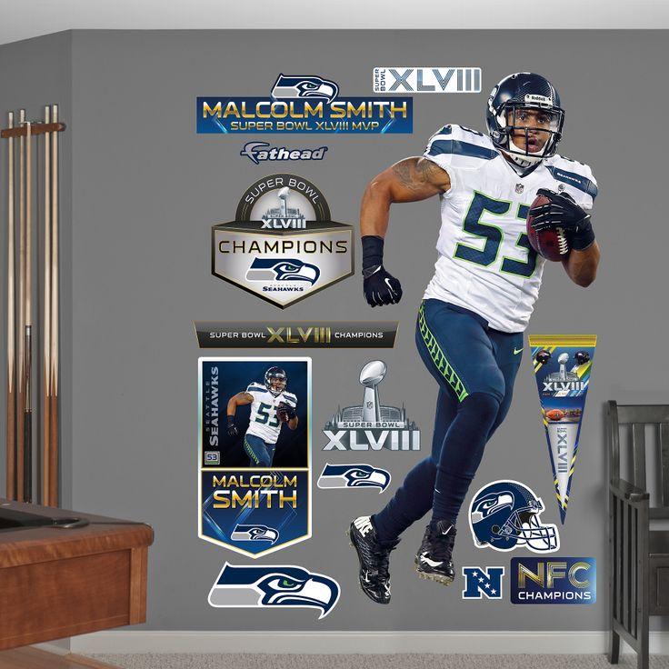 Shop NFL Seattle Seahawks At Fathead Part 59
