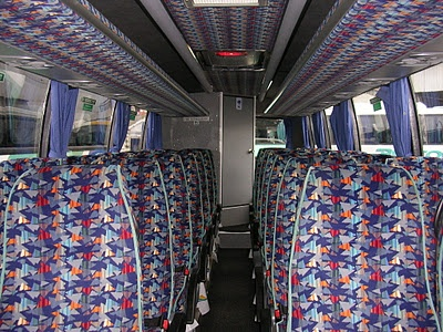 28 Seater Luxury Coach