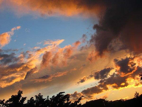 2008/sky- series/clouds/sunsets by Heli Aarniranta on ARTwanted