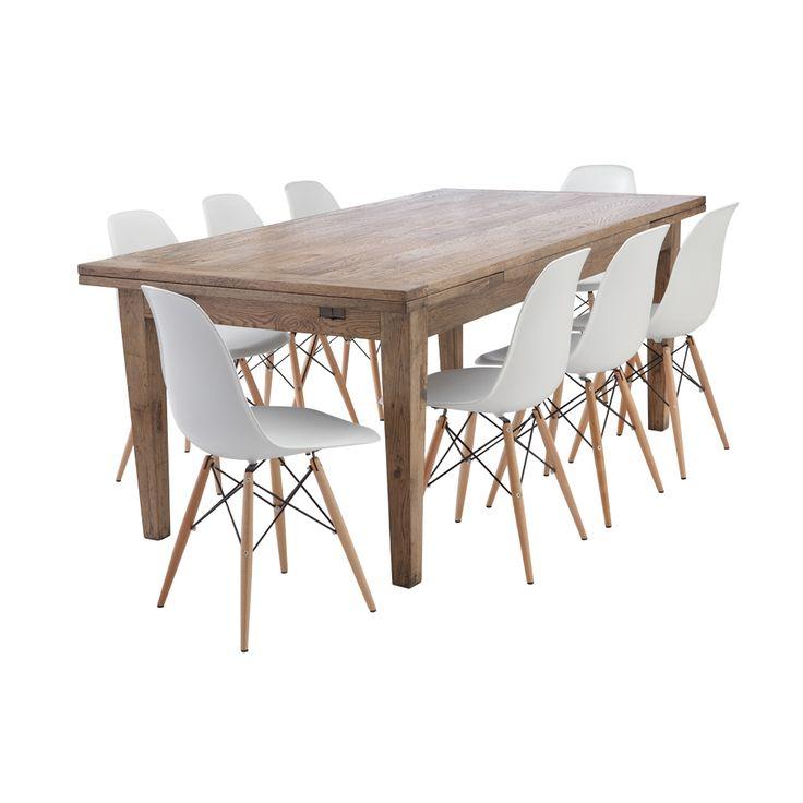 Dare Gallery - Saint Malo Petite Table 220cm