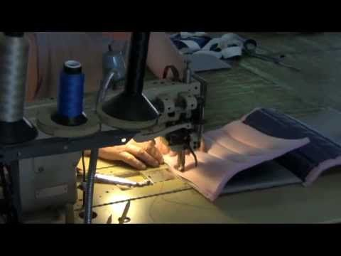 ▶ How to reupholster golf cart seats - YouTube