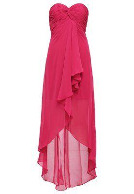 Cocktailkleid / festliches Kleid - cherry pink