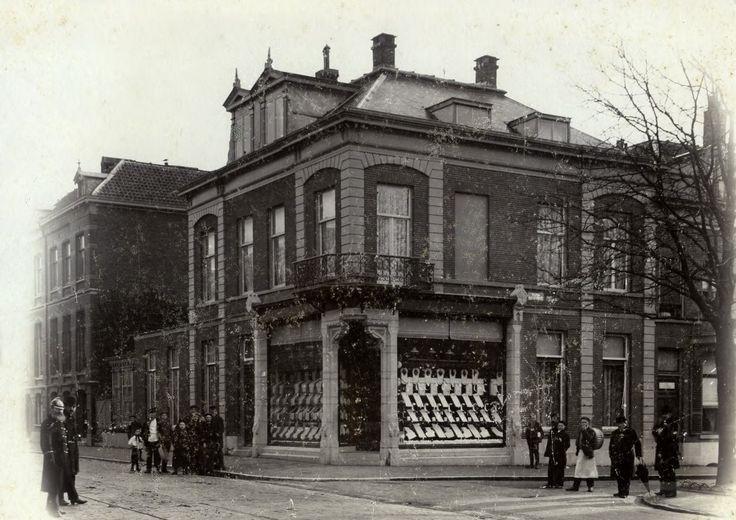 Arnhem, Steenstraat 1904.