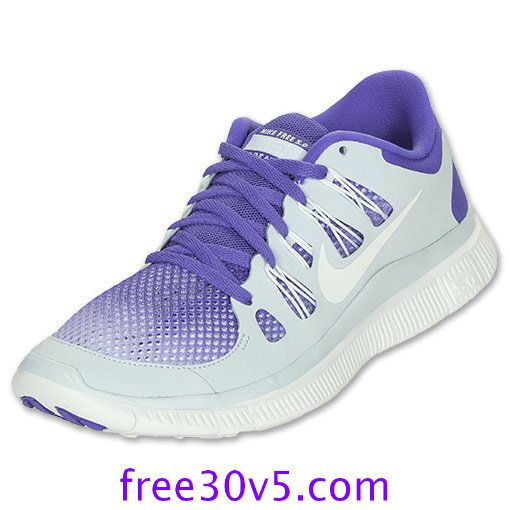 50% Off Nike Frees,Nike Free 5.0 Womens Violet Force White Purple 580601 515