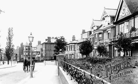 Westcliff Parade 1898, Southend-On-Sea