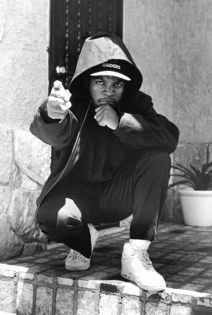 Ice Cube LA 1990