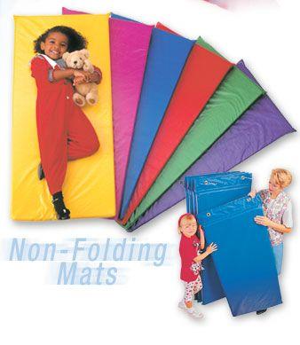 Nap mats, daycare nap mat, nap mat sheets and blankets at Daycare Furniture Direct. www.daycarefurnituredirect.com