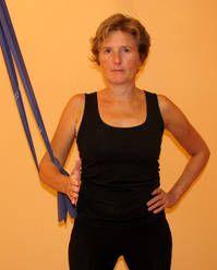 Übungen gegen Schultergelenksinstabilität durch Impingementsyndrom