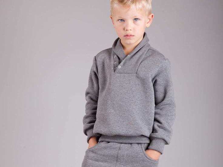 Wygodna #bluza dla chłopca, Czachor