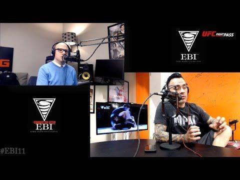 MMA EBI 11: Preview Show - TJ De Santis & Eddie Bravo
