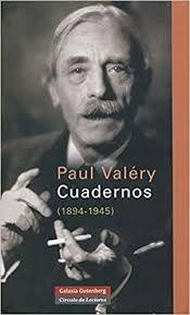 paul valery cuadernos