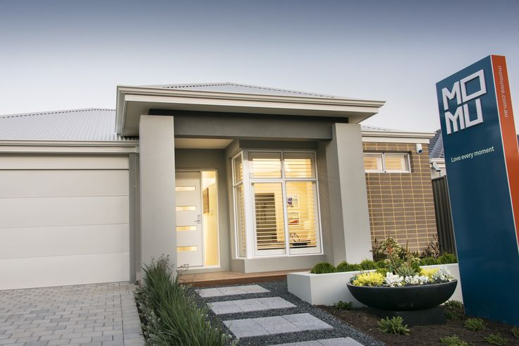 Momu build fantastic value, high standard specification family homes throughout the Perth Metro area.   Home designs from 7.5m to 17m and priced from $160,000. Visit the Momuwa.com.au website and try out the 'Canvas' online design tool to make changes to a home design and see costs in real-time.  See location and opening hours for our display homes here http://momuwa.com.au/Display-Homes