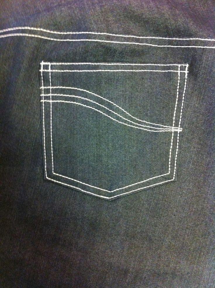 Jeans design by nina dirix