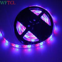 WFTCL LED-Streifen Licht smd 3528 rgb led strip 60leds/m 5m led roll tiras de led 12V dc led strip 3528 for home decoration