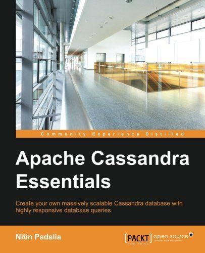 Apache Cassandra Essentials Pdf Download e-Book