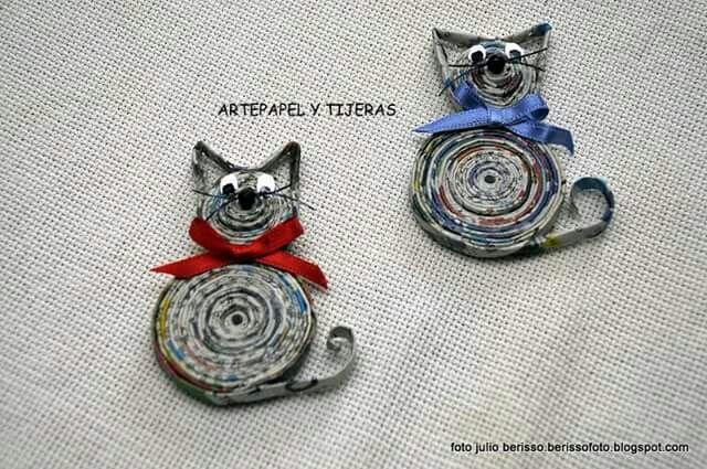 Gattini di carta