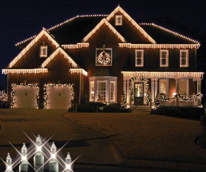 25 Unique Christmas Icicle Lights Ideas On Pinterest