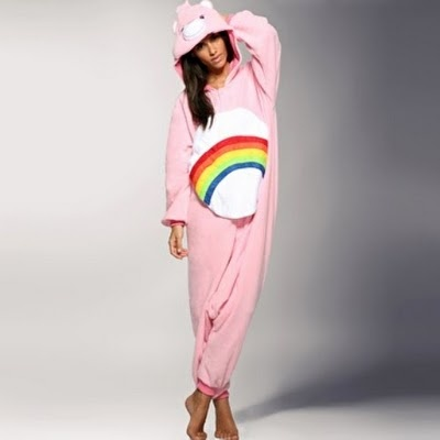 Fashion Architect: Care Bears, so hot right now