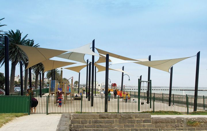 50 best dog park equipment courses amenities images on for Sun shade structures