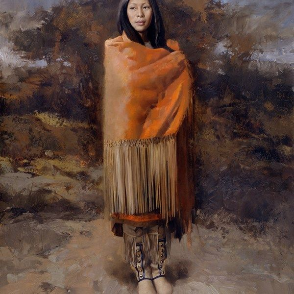 Indian Territory by William Whitaker (ARC)