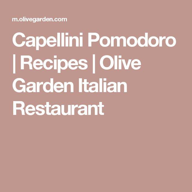 1000 Ideas About Capellini On Pinterest Pasta Tomatoes