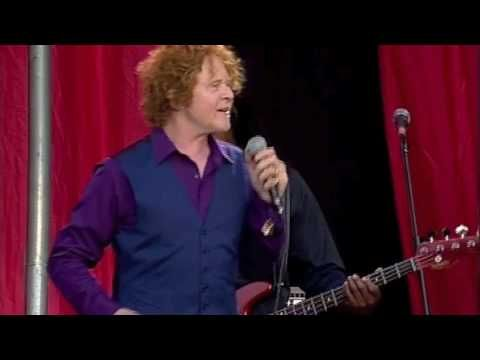 Simply Red - It's Only Love Live from Budapest (2009-06.27)
