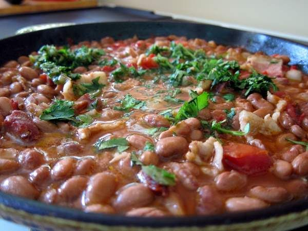 33 best mexico images on pinterest mexico food and kitchens classic charro beans recipe from authentic mexican kitchen forumfinder Choice Image